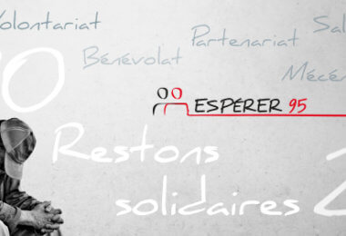 Nos voeux 2021 : restons solidaires